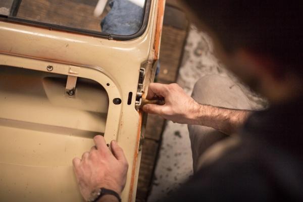 Taller de chapa y pintura en torrejón de Ardoz