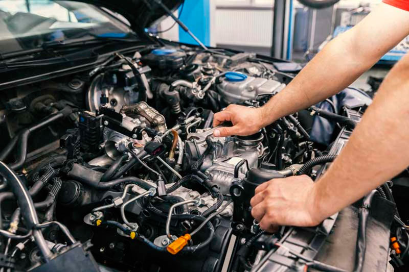 Transformar un motor diésel a gas