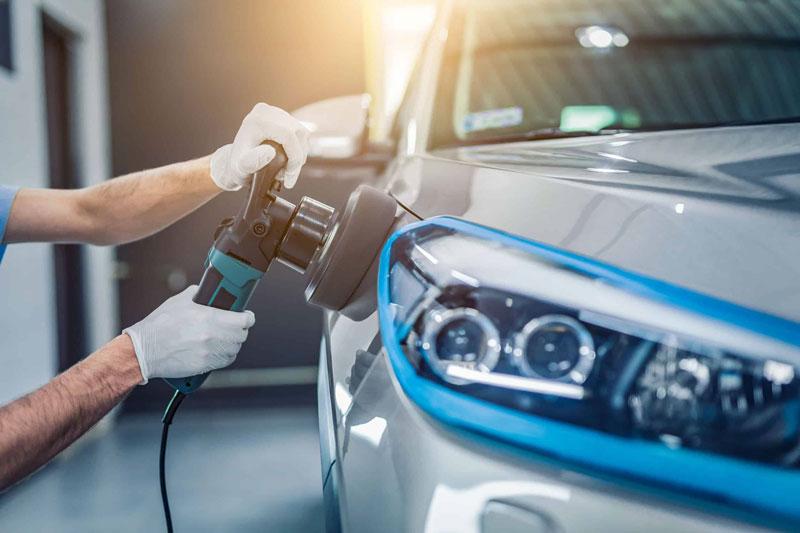 cuidar y mantener la pintura del vehículo