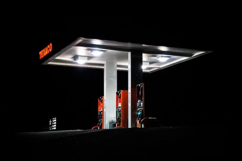 Conversión diesel a gas de un vehículo